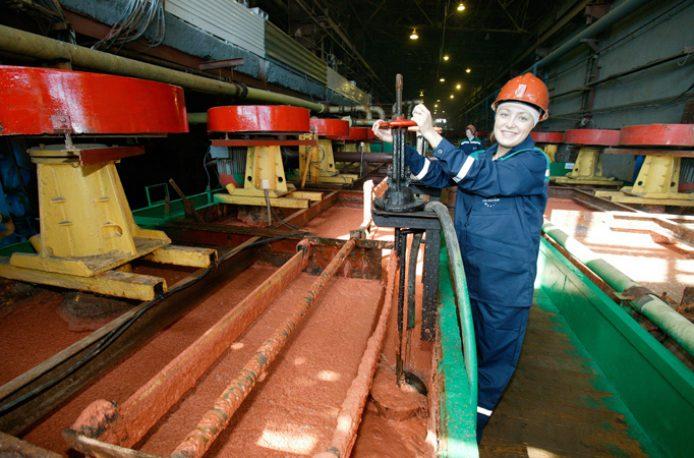 «Уралкалий» принял участие в работе комиссии РСПП по производству и рынку минеральных удобрений