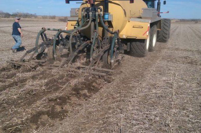 Фермеры Южной Дакоты используют удобрения из переработанных канализационных отходов