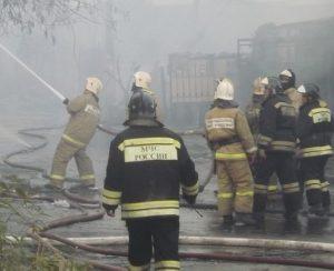 На дочернем предприятии Еврохима в результате пожара погиб один человек