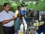 В индийском штате Тамилнад закончена подготовка установки по производству 100 тонн сухих и 65 тыс. литров жидких биоудобрений