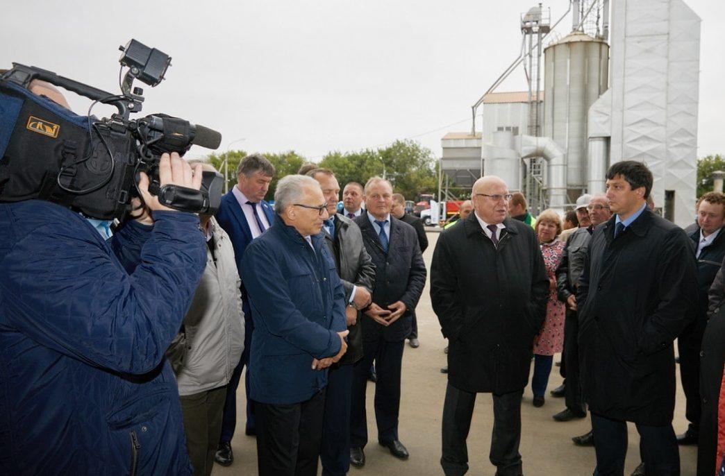 «Акрон» запускает агрохозяйство в Нижегородской области