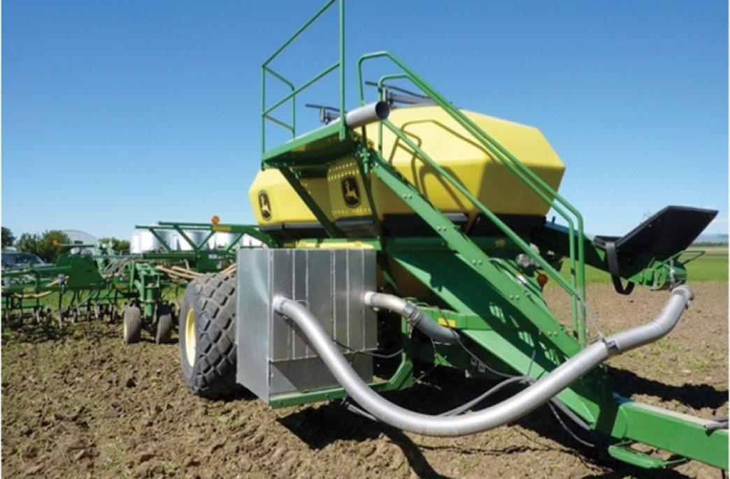 Bio-Agtive — технология, использующая тракторный выхлоп в качестве удобрения для почвы