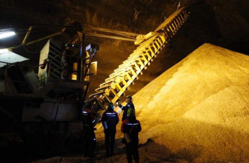 Компания Nexans заключила 8-летний контракт на снабжение электроэнергией калийного рудника K3 Potash