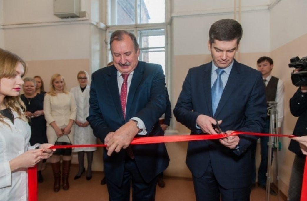 В ПГАТУ начала работу модернизированная лаборатория минеральных удобрений