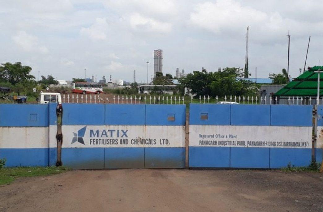 От утечки аммиака на заводе компании Matrix Fertilizer пострадало свыше 800 человек