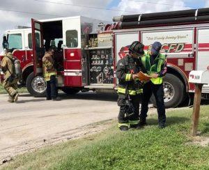 В штате Флорида произошла утечка химических удобрений, люди эвакуированы