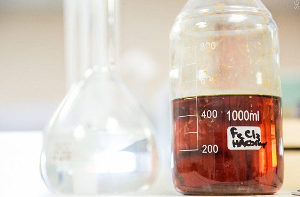 Российские ученые разработали удобрения на основе нанопорошков металлов