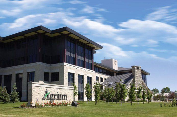 В преддверии слияния с Potash Corp компания Agrium намерена избавиться от части своих активов по производству фосфатов и азотной кислоты