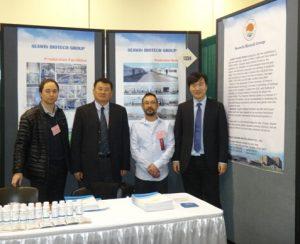 Китайский производитель биоудобрений Qingdao Seawin Biotech выходит на американский рынок