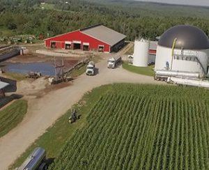 В штате Вермонт построят установку по переработке отходов сельского хозяйства в биогаз и удобрения