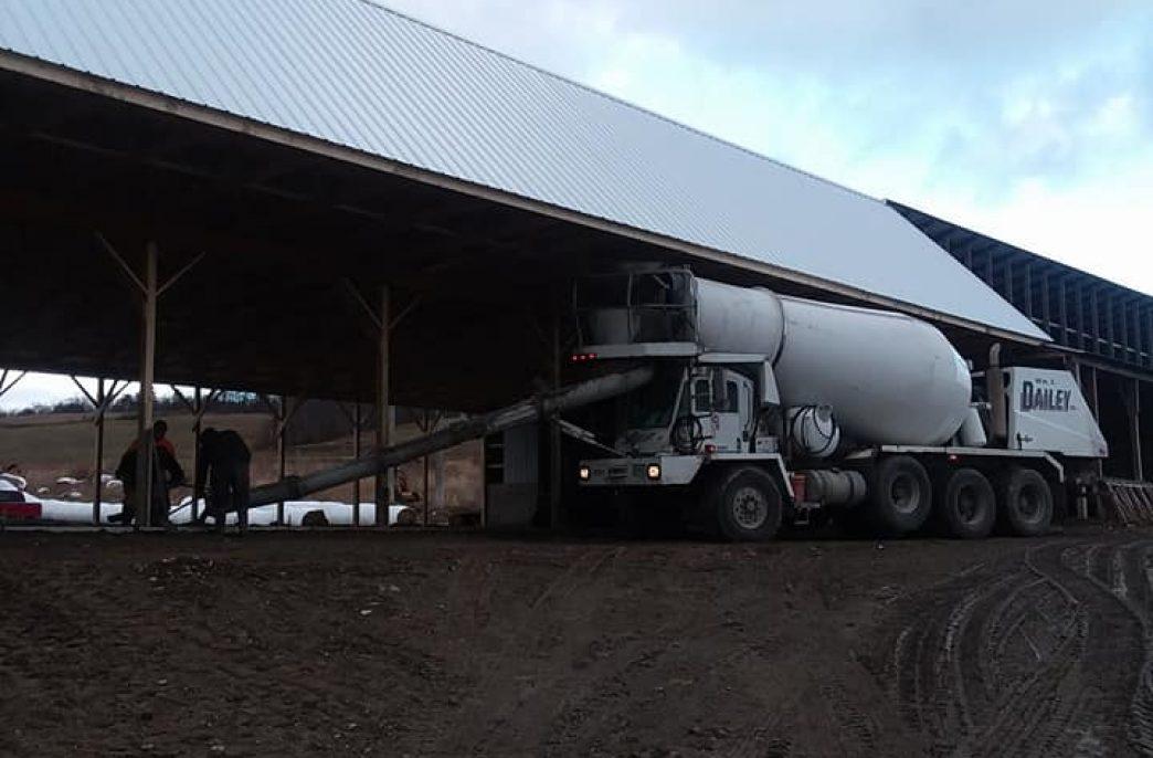 Молочные фермы в США переходят на органическое производство