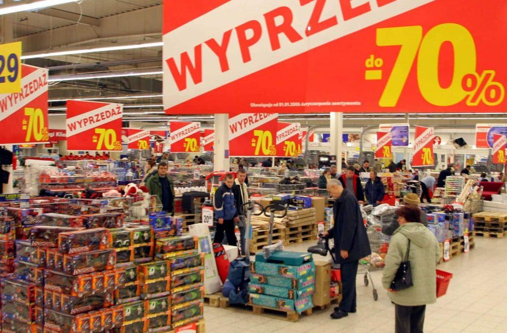 Российские удобрения наводнили польский рынок