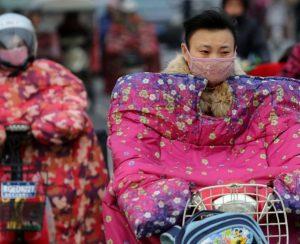 В Китае замерзает производство аммиака и карбамида