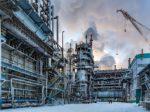 Кемеровский «Азот» ударно поработал в прошлом году