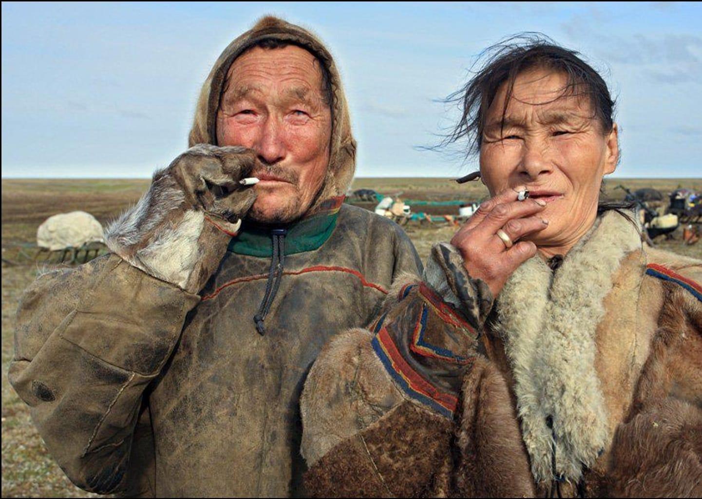 ботанический фото якута мужчины позують молоді моделі