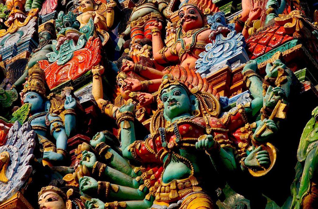 Yara укрепляется в стране тысячи богов