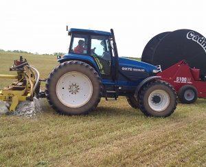 В Нижегородской области осваивают внутрипочвенное внесение удобрений