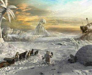 На юге России возможен малый ледниковый период