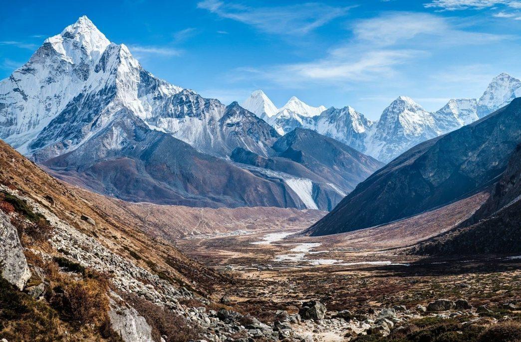 В Гималаях катастрофически не хватает удобрений