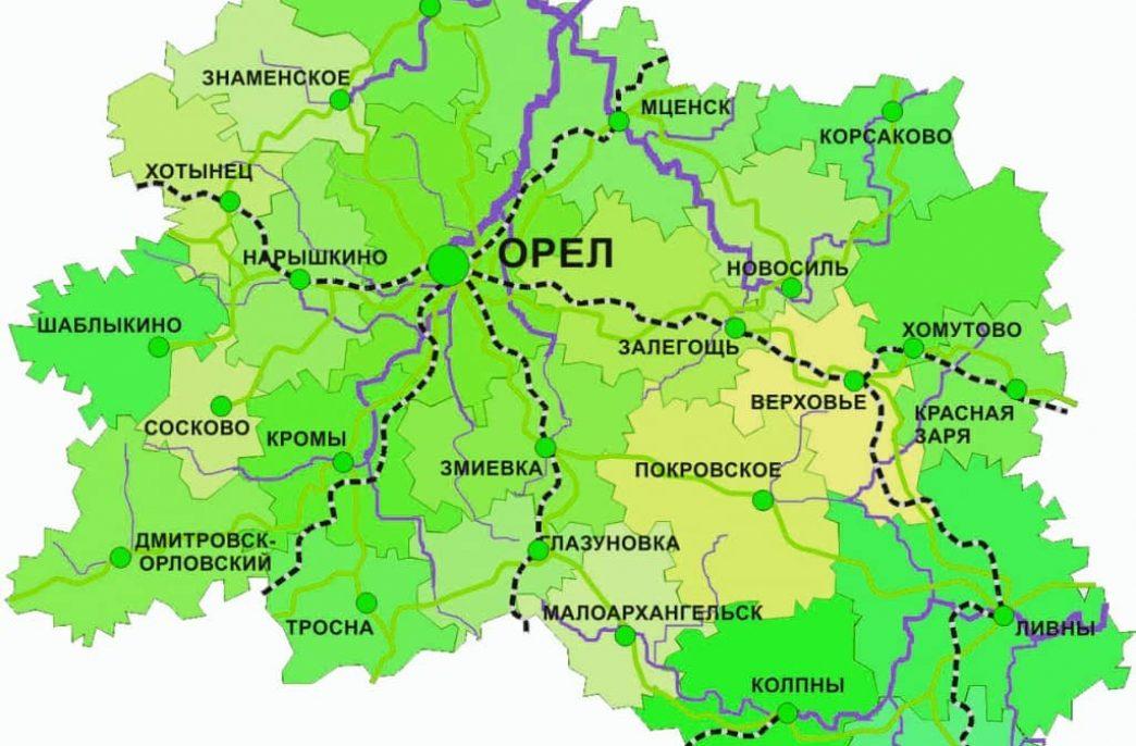 Орловская область закупит свыше 100 тыс. тонн удобрений