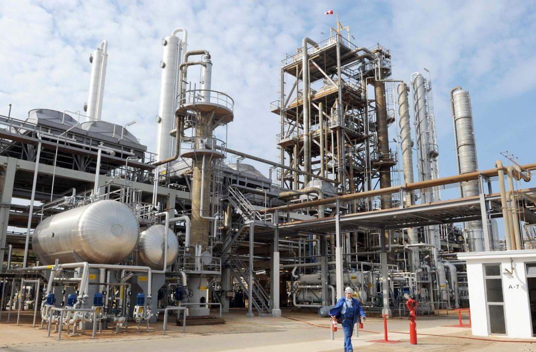 Petrokemija вывела производство на полную мощность