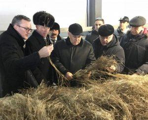Вологодские производители льна получат всестороннюю поддержку