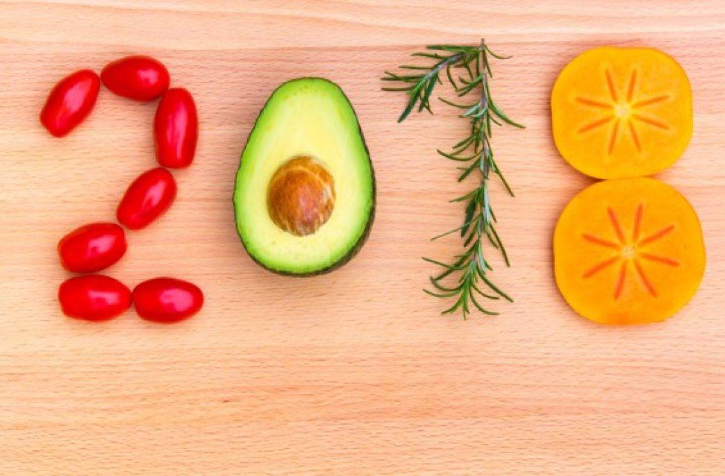 Здоровая пища в новом году