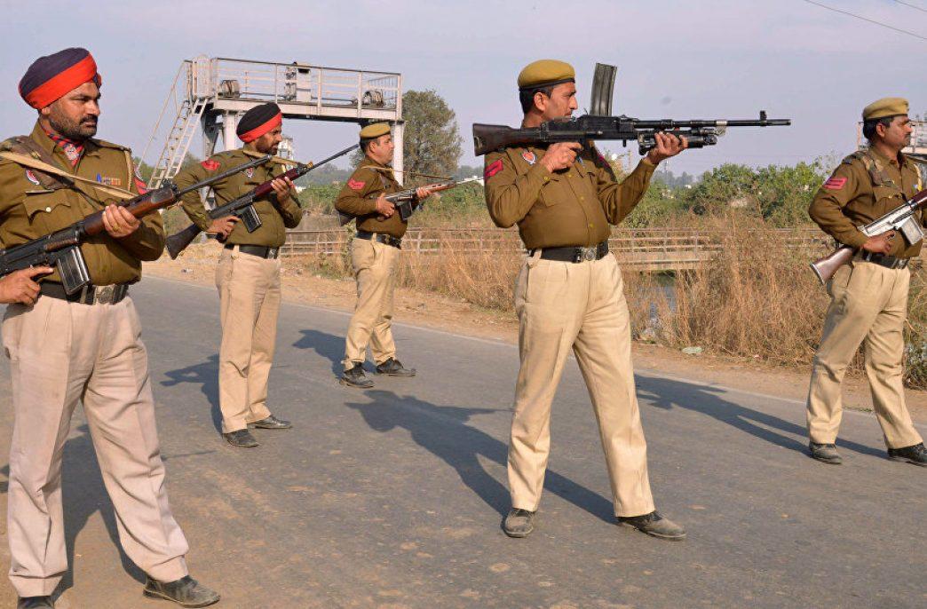 В Индии арестованы агрохимические рэкитиры
