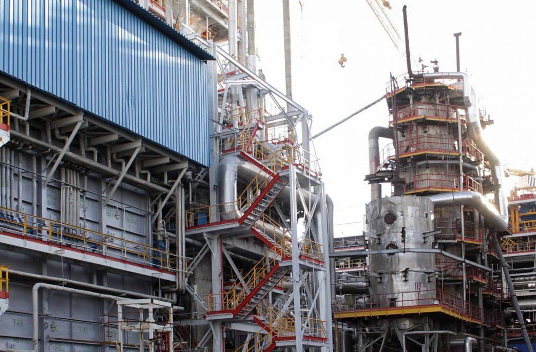 «КуйбышевАзот» произвел свыше 880 тыс. тонн аммиака