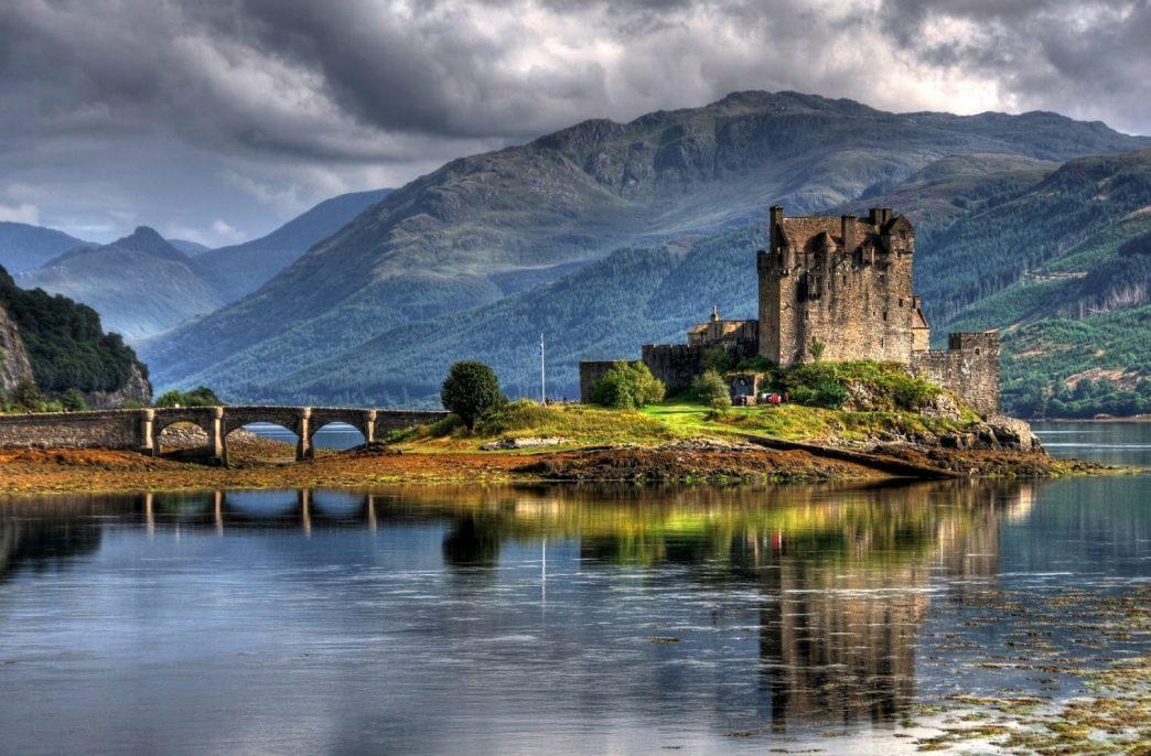 В Шотландии будут смешивать удобрения из России