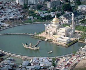 Бруней диверсифицируется в сторону природного газа
