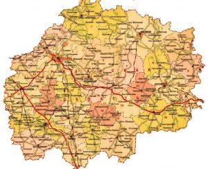 Рязанские фермеры закупили под сев 40,2 тыс. тонн агрохимикатов