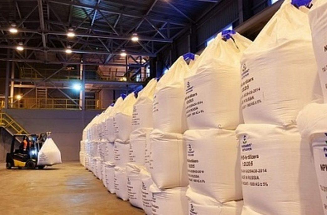 Российские аграрии нарастили закупки удобрений на 16,4%