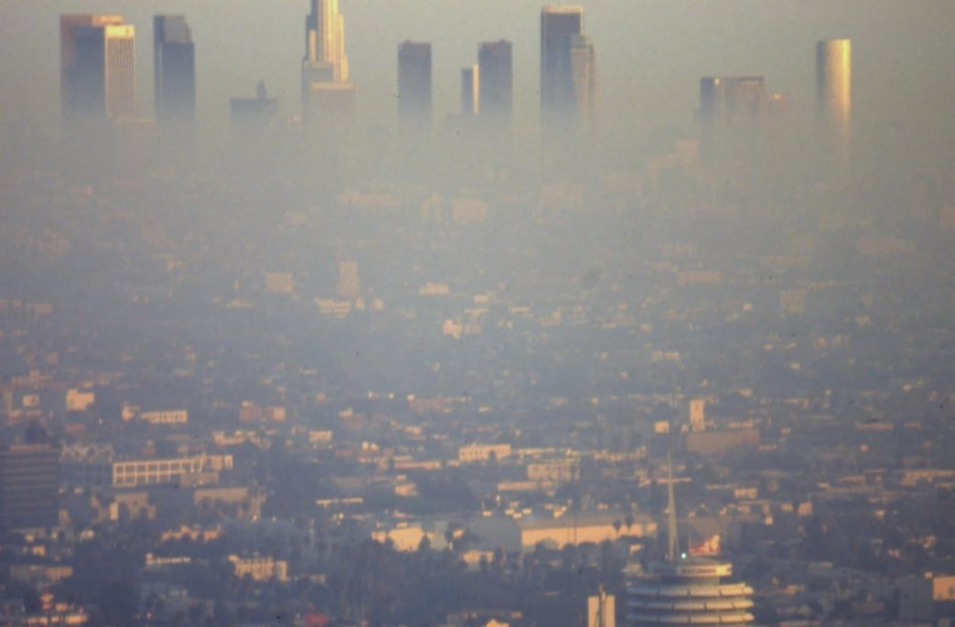 Азотные удобрения вызвали смог в Калифорнии