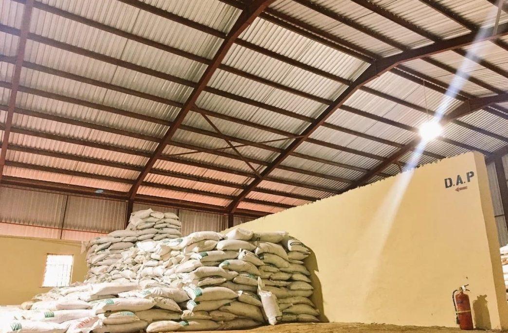 Edo Fertilizer остановил производство