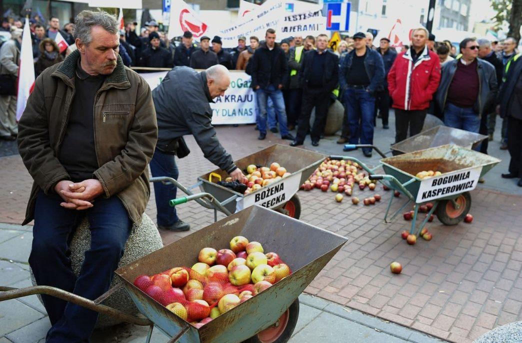 Аграрии Европы страдают от пошлин на удобрения