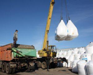 Российские аграрии наращивают запасы удобрений