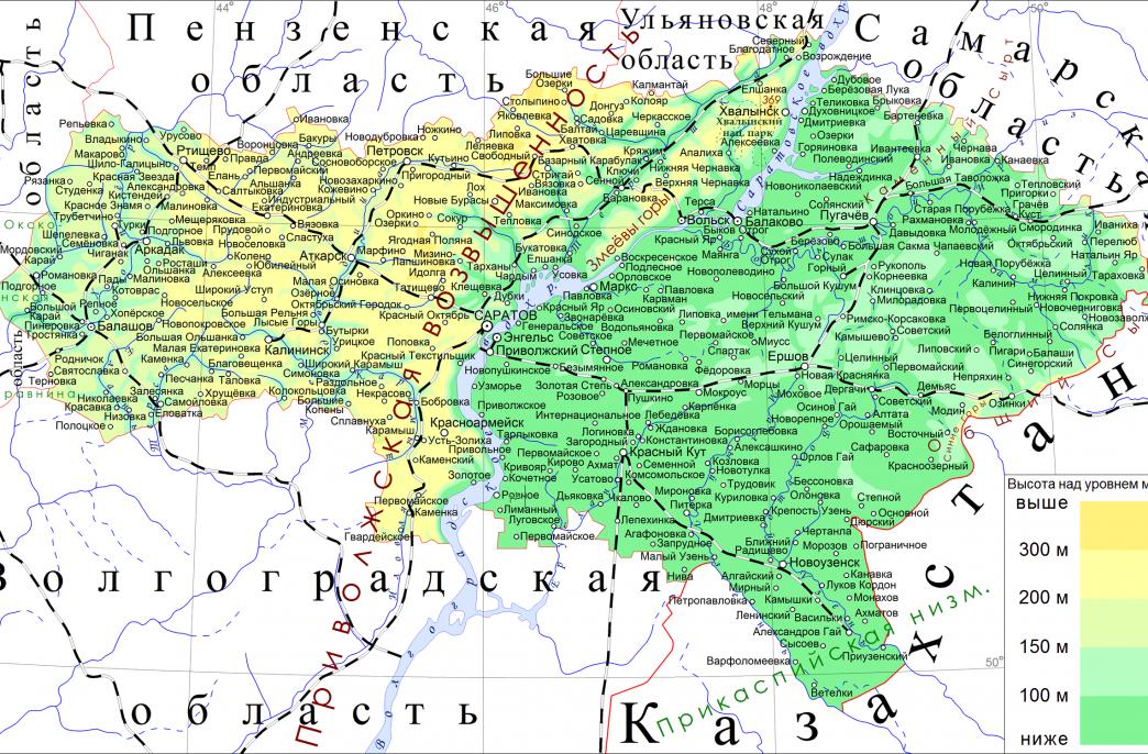 В Саратовской области подкармливают озимые