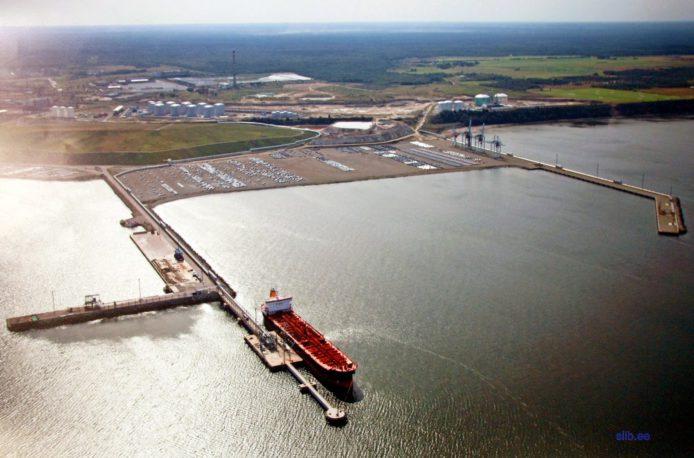 Порт Силламяэ увеличит перевалку аммиака и удобрений