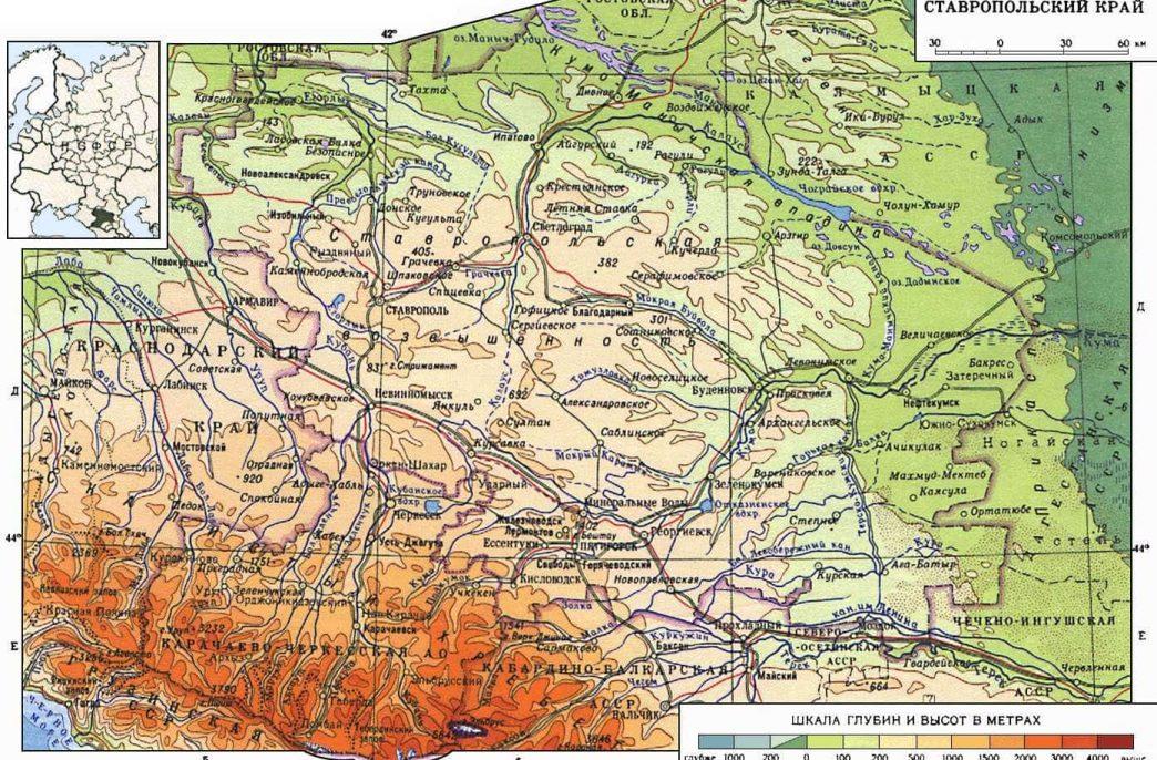 На Ставрополье создается центр распределения удобрений