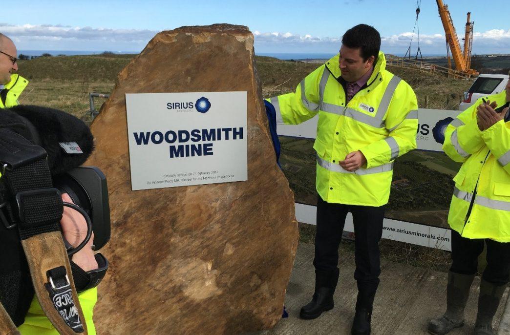 Sirius Minerals хочет досрочно запустить Woodsmith