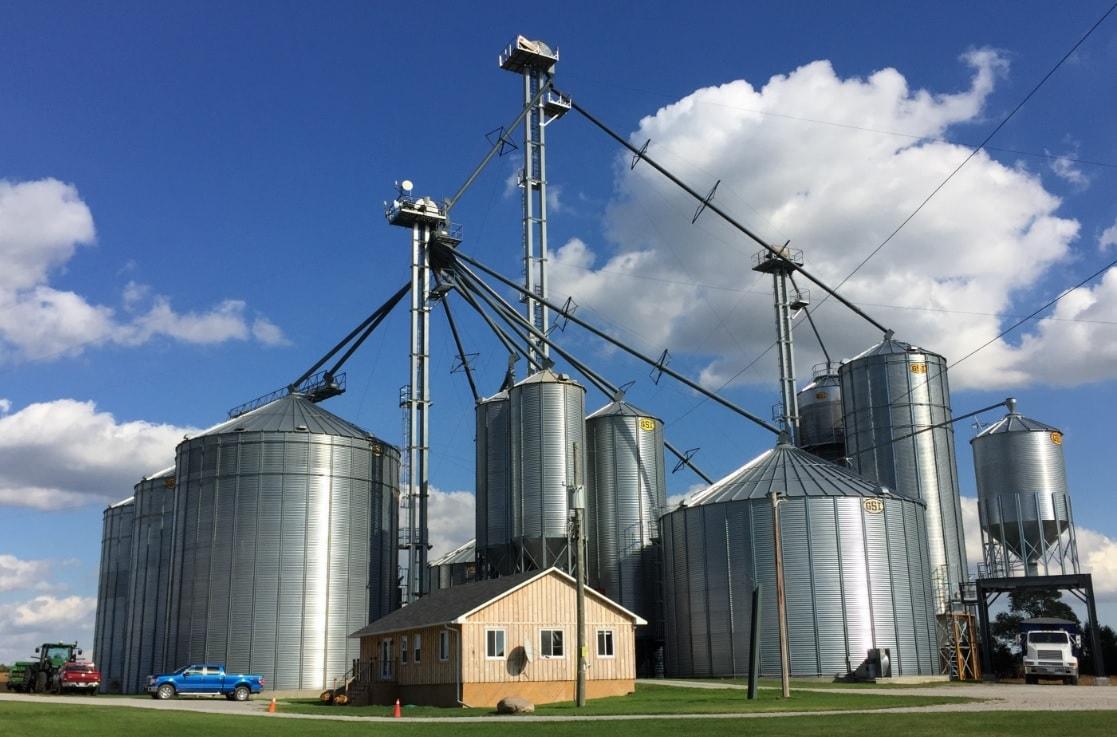 Зернового конвейера элеватор купить тверь