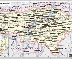 В Саратовской области построят завод минеральных удобрений