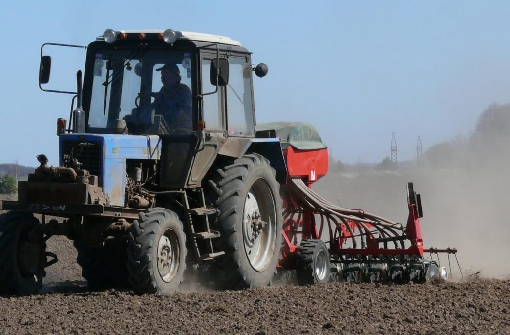 В Хабаровском крае приоритет отдан зерновым культурам