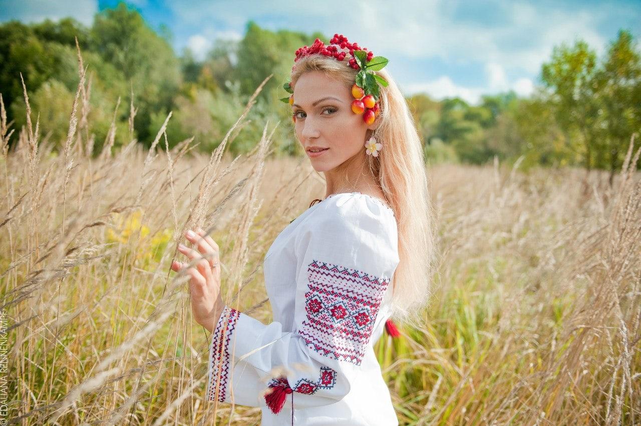 Фото красивых девушек украины, Где самые красивые девушки? В России или на Украине? 26 фотография