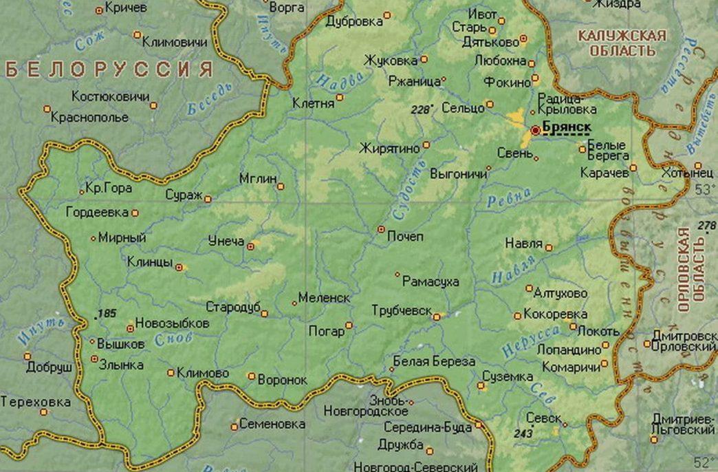 В Брянской области запасено уже 125 тыс. тонн удобрений