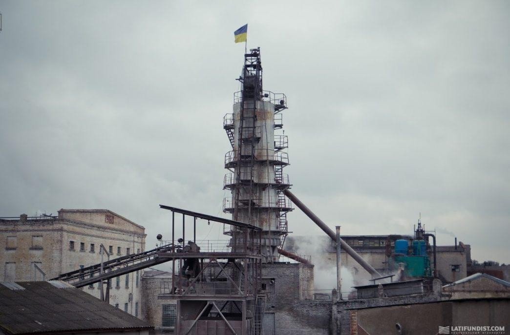 Гнидавский сахарный завод будет поставлять органическое удобрение