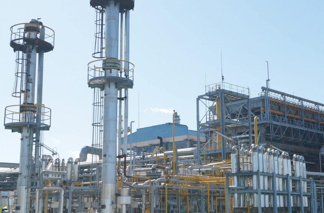 «Гродно Азот» cократил производство карбамида на 4,7%