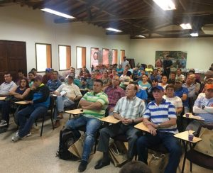 «Акрон» расширяет присутствие в Колумбии