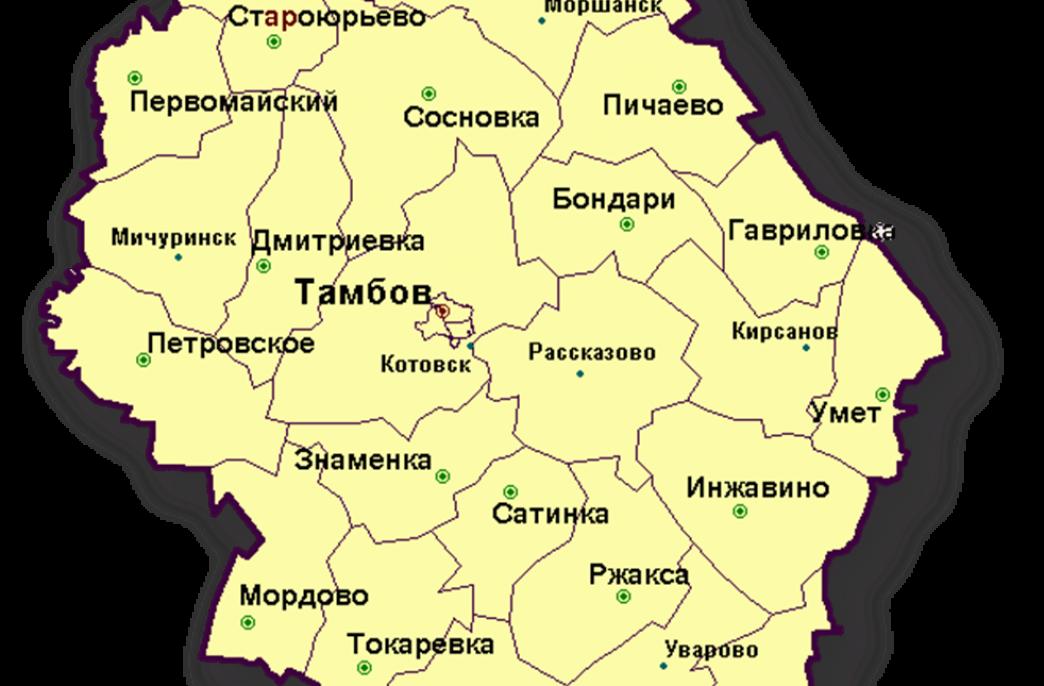 В Тамбовской области расширятся посевы пшеницы и ячменя